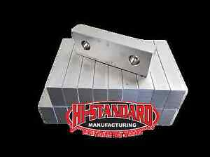 6 X 2 X 1 Standard Aluminum Soft Jaws Set Fits Kurt 6 Vises 10 Pack Value