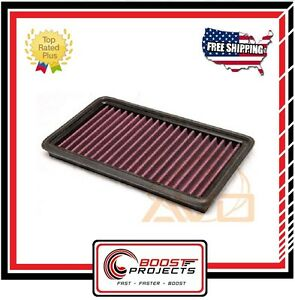 Avo Turbo High Flow Panel Air Filter For Wrx Sti Forrester Xt S2a00g4va001j