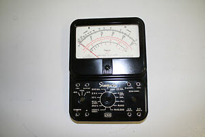 Replacement Simpson 260 Series 5 Volt ohm milliammeter Meter 15 313785 New Ac dc