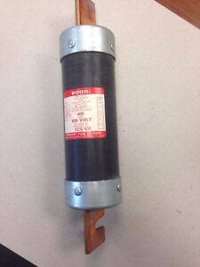 Federal Pacific Electric Fuse Ecs400 Class R k5 Free Shipping