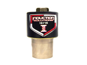 19716 Induction Solutions Trash Can Nitrous Solenoid 177 Orifice
