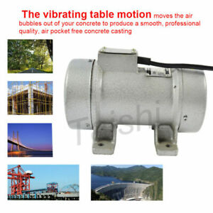 Concrete Vibrator For Concrete Vibrating Table concrete Vibrator Motor 220v 110v