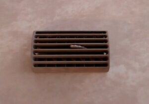 1994 2004 Ford Mustang Center Dash Vent A C Heater Air Outlet Diverter Duct Tan