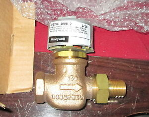 Honeywell Vp525c 1008 2 Pneumatic Radiator Valve