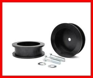 For 06 10 Jeep Commander Xk 2 In Rear Steel Lift Leveling Suspension Spacer Kit Fits Jeep Commander
