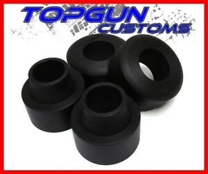 Fits 99 04 Jeep Grand Cherokee Wj 2 Front 2 Inch Rear Lift Coil Spacer Kit