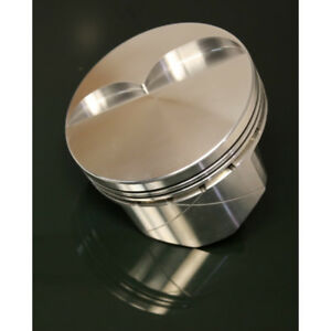 Dss Racing Piston Set 4304x 4000 Gsx 4 000 Forged Flat For Ford 347 Stroker
