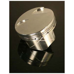 Dss Racing Piston Set 4003x 4040 Gsx 4 040 Forged Flat Top For Ford 302 Sbf