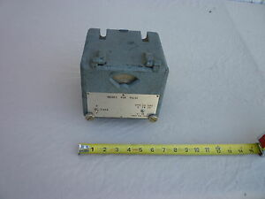 Flow Meter Gas Water Inches Per Pulse Schlumberger Dpi