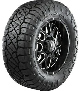 4 Nitto Ridge Grappler 33x12 50r18lt Tires 12 Ply F 122q 33 12 50 18