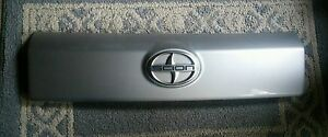 Scion Xd 2008 2014 Used Oem Rear Trunk Lid Lift Gate Hatch Trim Molding Handle