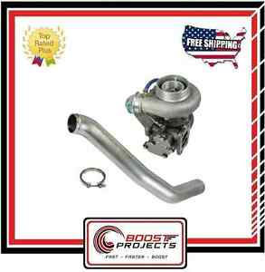 Bd Diesel Super B Single Turbo Kit Billet Wheel Fits Dodge 5 9l 94 02 1045220