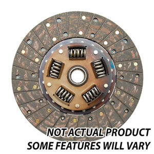 Centerforce Clutch Friction Disc 380920 Cf1 Cf2 10 400 For Ford Mustang T45