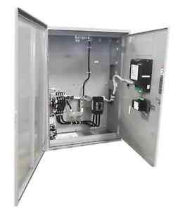 Asco Series 300se Service Entrance Rated 200 Amp Nema 3r Transfer Switch 3 Pole