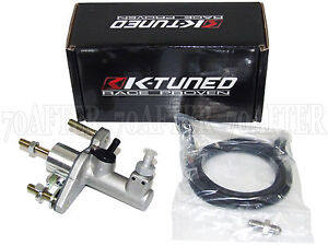 K Tuned Cmc Clutch Master Cylinder Upgrade Kit W Line For 06 15 Honda Civic Si