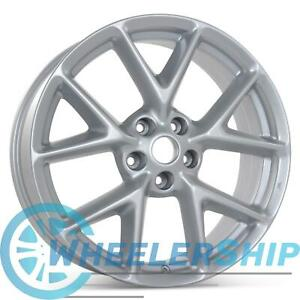 New 19 X 8 Alloy Wheel For Nissan Maxima 2009 2010 2011 Rim 62512