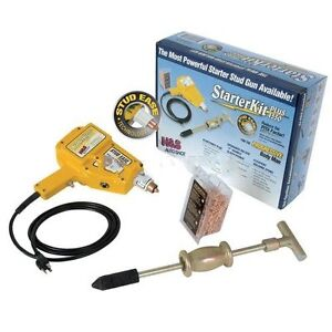 Starter Kit Plus Stud Welder Kit Hsa4550
