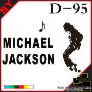 93 Michael Jackson Classic Car Bumper Window Body Decal Racing Graphics Sticker