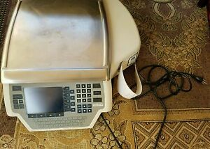 Hobart Quantum Ml 029032 bj Grocery Retail Deli Scale works maybe Not Properly