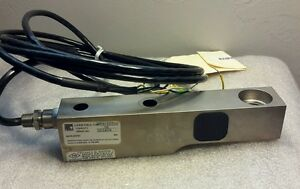 Hbm Sb3 Load Cell Scale Sb3 10100 Capacity 5kshear Beam Type 10 Cable New 450