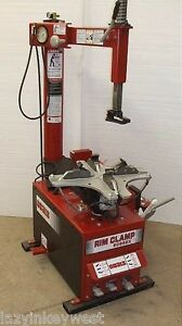 Remanufactured Coats 5065ex Tire Changer With 1 Year Warranty