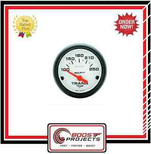 Autometer 2 1 16 Phantom Analog Transmission Temperature Gauge 5757