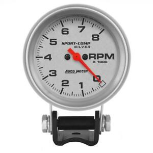 Auto Meter Tachometer Gauge 3707 Ultra lite 0 To 8000 Rpm 2 5 8 Electrical