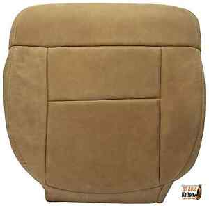 2004 2008 Ford F150 King Ranch Replacement Driver Side Bottom Leather Seat Cover