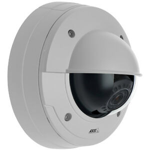 Axis P3364 ve 12mm Lens Tamper Resistant Outdoor Fixed Dome Camera 0484 001