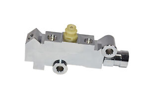 Universal Gm Chrome Finish Disc Disc Brake Proportioning Valve