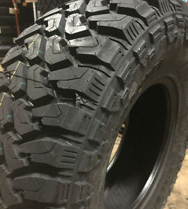 2 New 285 70r17 Centennial Dirt Commander M T Mud Tires Mt 285 70 17 R17 2857017