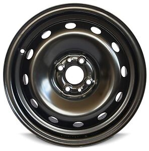 Replacement Steel Wheel Rim 15x6 Inch For Fiat 500 2012 2015 4 98mm