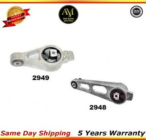 Engine Mount For Dodge Neon A t Auto Upper Lower Pair Set Kit M055