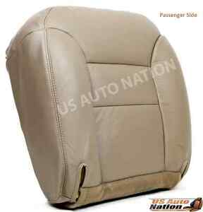 95 96 97 98 99 Chevy Suburban Tahoe Gmc Yukon Passenger Leather Seat Cover Tan