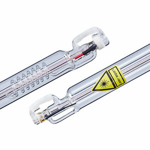 800mm Co2 Laser Tube 50w For Engraving Cutting Machines W Water Cooling