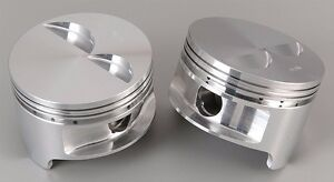 Rss 99506 Ross Racing Pistons f 351w 1 358 C h 4 030 4 000 6 125 flat t