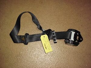 Chrysler Oem Lh Rear Dodge Seat Belt Lap And Shoulder Belt 1an05dk7ad