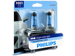 Germany Philips 9003 Upgrade Crystal Ultra Vision H4 Halogen Light Bulb 60w 55w