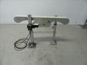 Flexlink Conveyor Model Xm 3 25 w X 48 l X 35 5 With Dc Drive And Motor 120v