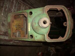 R20899r Steering Shaft Support John Deere 730lp Tractor