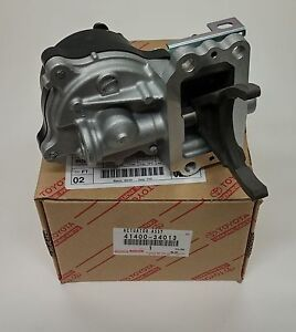 Toyota Tacoma And Tundra Front Differential 4 Wheel Drive Actuator 41400 34013