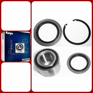 Front Hub Bearing Seal W Snap Koyo Genuine For Toyota Tundra 2000 2006 New