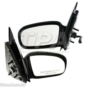 New Left And Right Pair Set Door Mirror For Chevrolet Pontiac Cavalier Sunfire