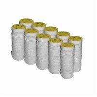 White Electrical Tape 100 Roll Case 7 Mil 3 4 Inch X 66 Ft