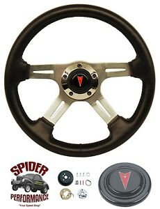 1967 1968 Firebird Gto Tempest Lemans Steering Wheel 14 Four Spoke