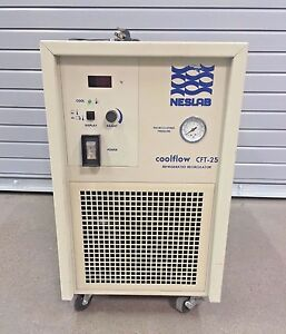 Neslab Coolflow Cft 25 Refrigerated Recirculating Chiller 393103030201