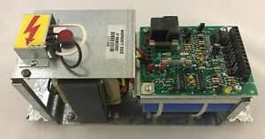 Simplex 636 048 Charger Amplifier Module Power Supply 4100 4100