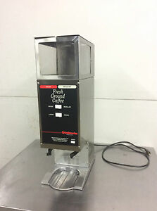 Grindmaster 250 Double Hopper Coffee Grinder 120v