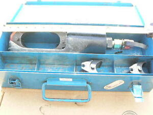 Burndy Hydraulic Cable Wire Crimper Head P u adp