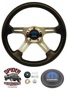 1968 1969 Coronet Steering Wheel Mopar 14 Four Spoke